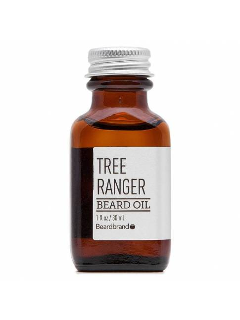 "Aceite para Barba ""Beardbrand Tree Ranger Beard Oil"" (30ml)"