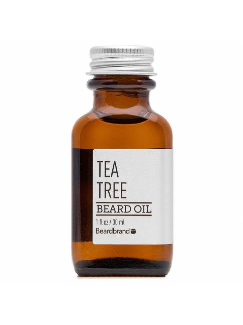 "Aceite para Barba ""Beardbrand Tea Tree Beard Oil"" (30ml)"