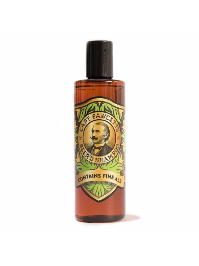 """Champú para Barba """"Captain Fawcett's Bee´r Shampoo"""" (250ml)"""