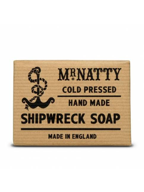 "Jabón corporal ""Shipwreck Soap"" de Mr Natty (120gr)"