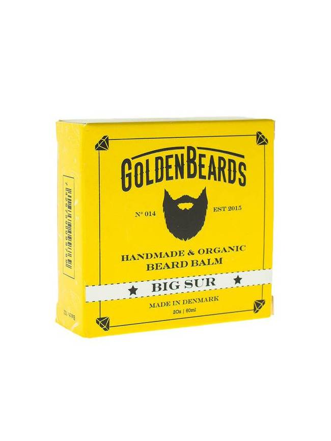 "Bálsamo para Barba ""Golden Beards Big Sur"" (30ml)"