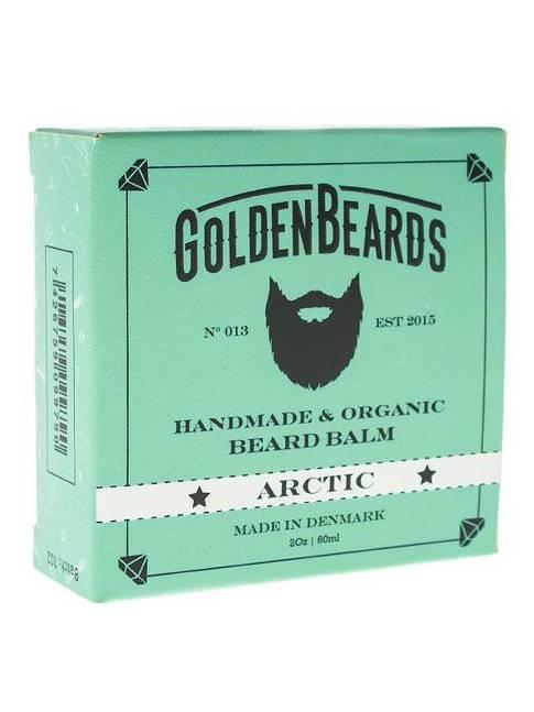 """Bálsamo para Barba """"Golden Beards Arctic"""" (30ml)"""
