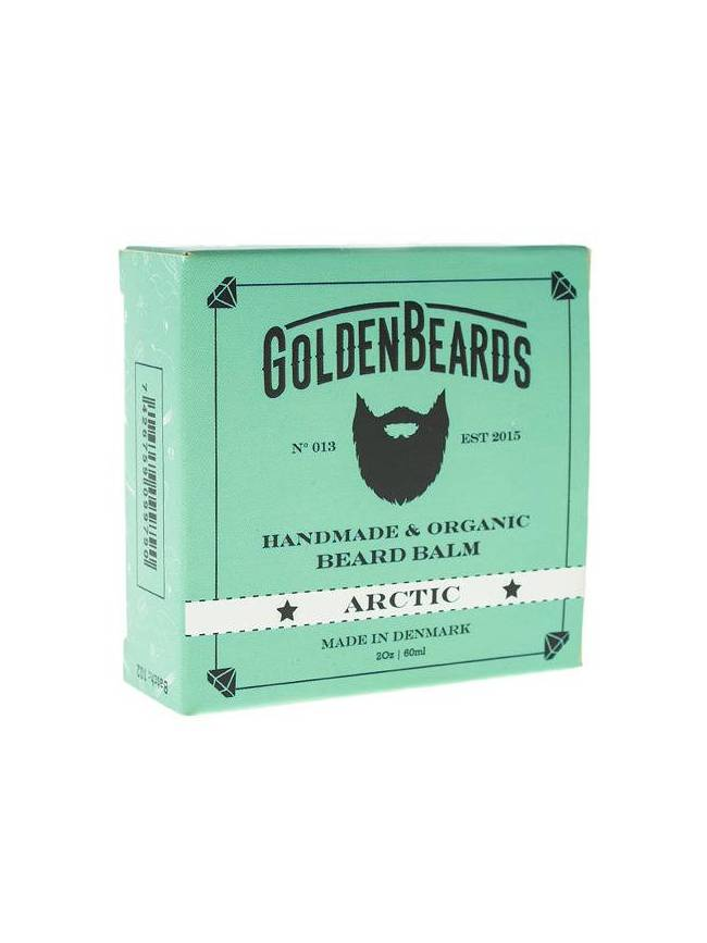 "Bálsamo para Barba ""Golden Beards Arctic"" (30ml)"