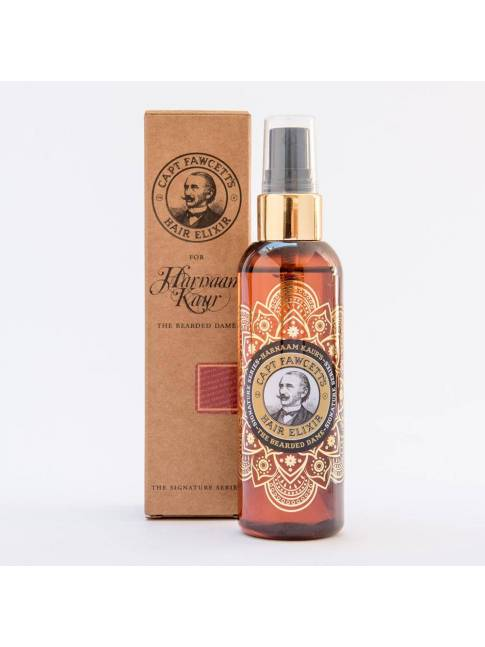 "Elixir para Barba y Cabello ""The Bearded Dame"" de Captain Fawcett (100ml)"