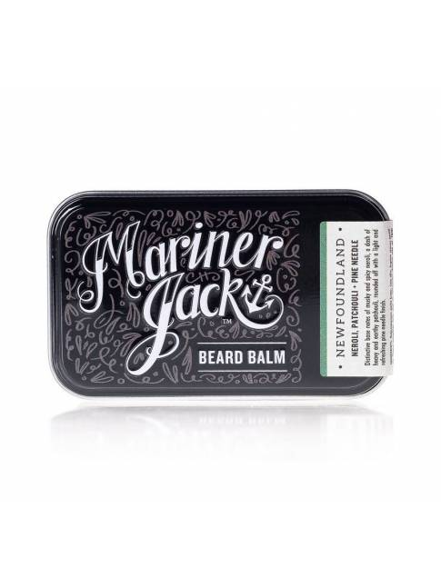 "Bálsamo para Barba ""Mariner Jack Newfoundland"""