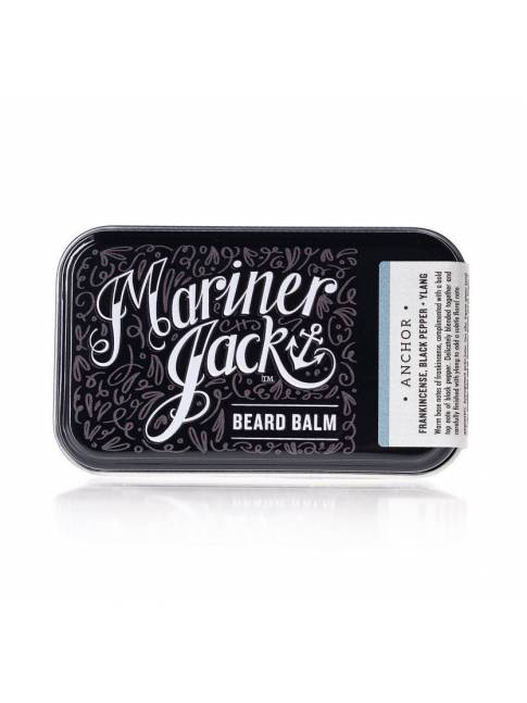 "Bálsamo para Barba ""Mariner Jack Anchor Beard Balm"""