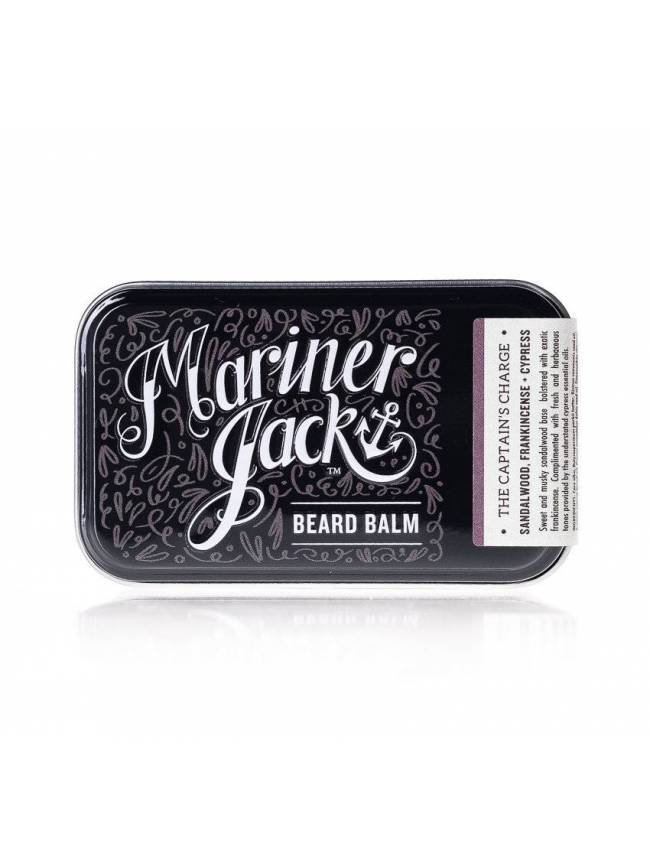"Bálsamo para Barba ""Mariner Jack The Captain's Charge Beard Balm"""