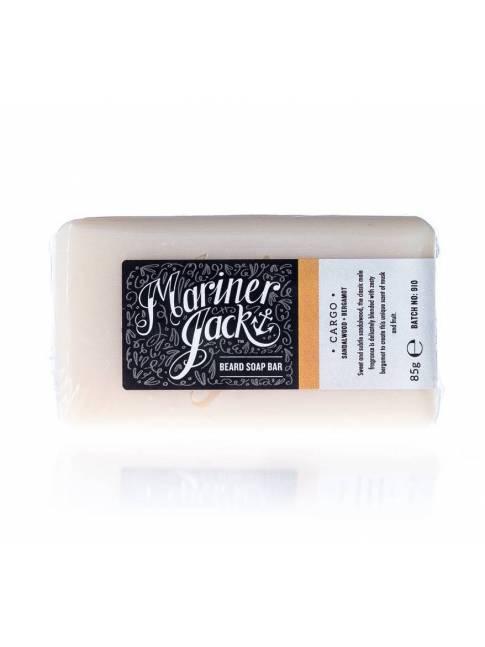 """Jabón para Barba """"Cargo de Mariner Jack"""" (85g)"""