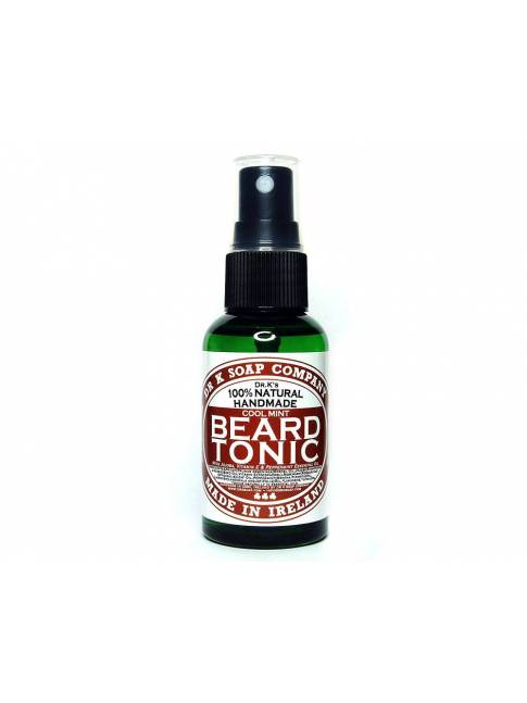 "Aceite para Barba ""Dr. K. Beard Tonic Cool Mint"" (50ml)"