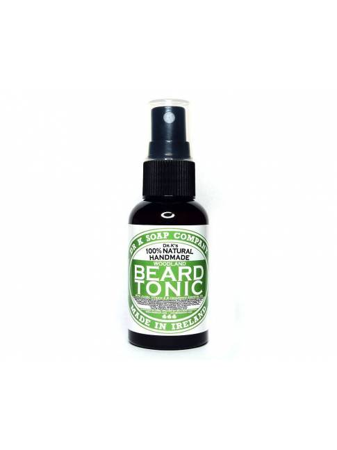 "Aceite para Barba ""Dr. K. Beard Tonic Woodland Spice"" (50ml)"