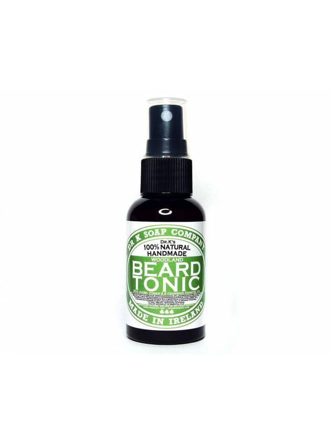 "Aceite para Barba ""Dr. K. Beard Tonic Woodland Spice"" (50ml)"