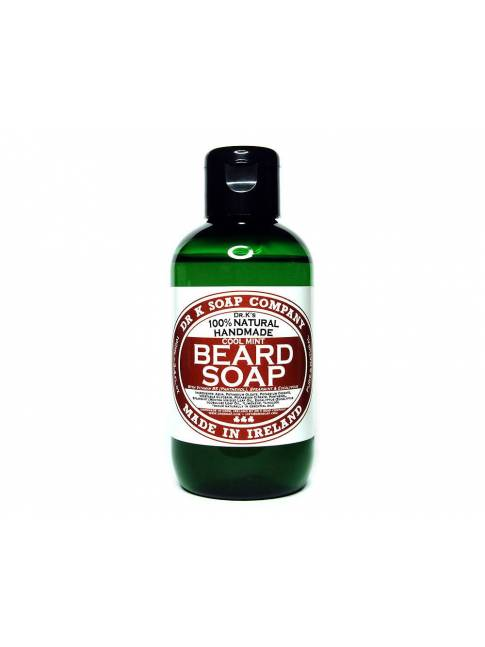 "Champú para Barba ""Dr. K Cool Mint Beard Soap"" (100ml)"
