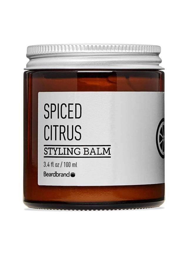 "Bálsamo para Barba ""Beardbrand Spiced Citrus Styling Balm"""