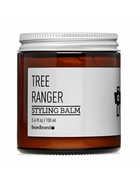 "Bálsamo para Barba ""Beardbrand Tree Ranger Styling Balm"""