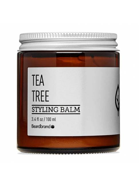 "Bálsamo para Barba ""Beardbrand Tea Tree Styling Balm"""