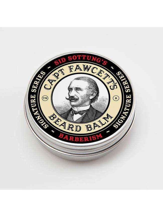 "Bálsamo para Barba ""Captain Fawcett Barberism"" (60ml)"