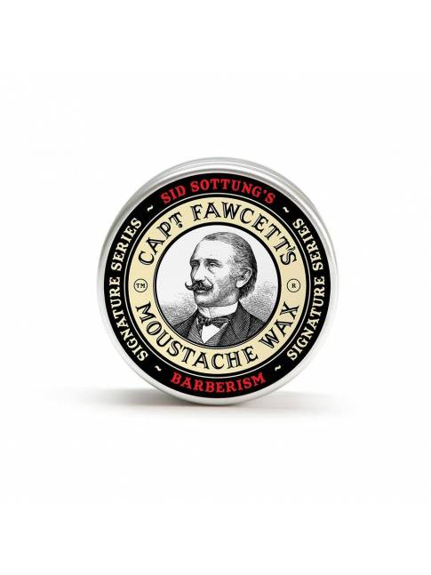 "Cera para Bigote ""Captain Fawcett's Barberism"" (15ml)"