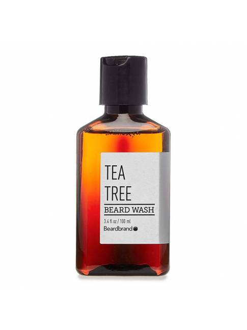 "Champú para Barba ""BeardBrand Tea Tree Beard Wash"" (250ml)"