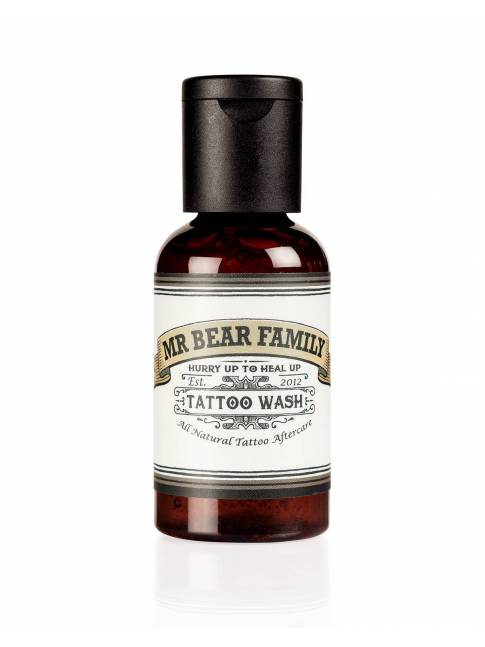 "Bálsamo para tatuajes ""Tattoo Balm"" de Mr. Bear Family"