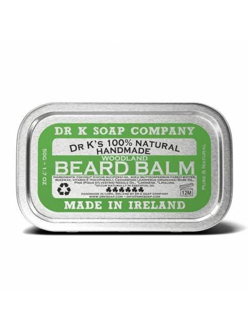 "Bálsamo para Barba ""Dr. K. Beard Balm Woodland"" (50gr)"