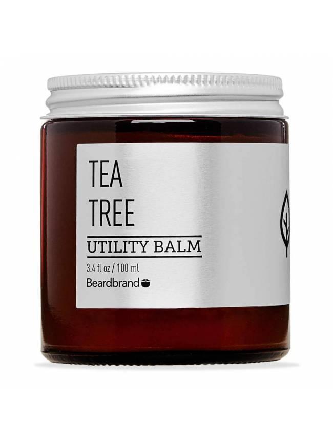 "Bálsamo para Barba Beardbrand ""Tea Tree Utility Balm"""