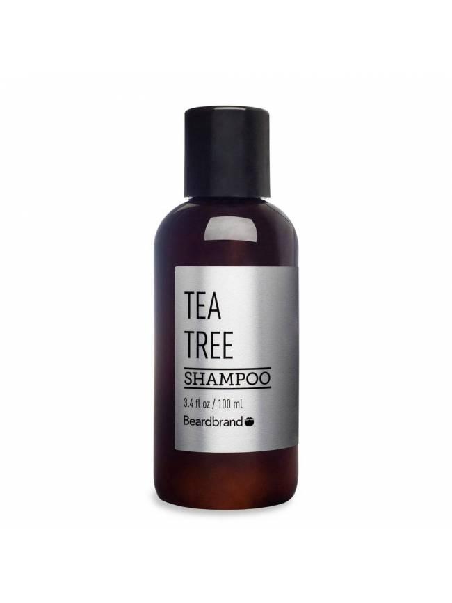 """Champú para Cabello """"Tea Tree Shampoo"""" de Beardbrand"""