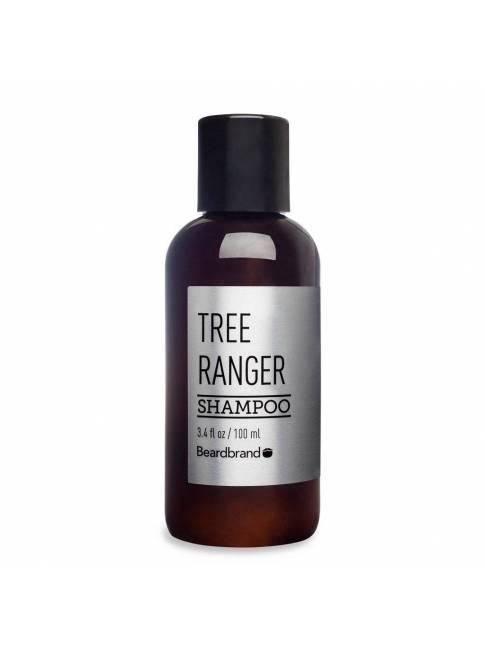 """Champú para Cabello """"Tree Ranger Shampoo"""" de Beardbrand"""