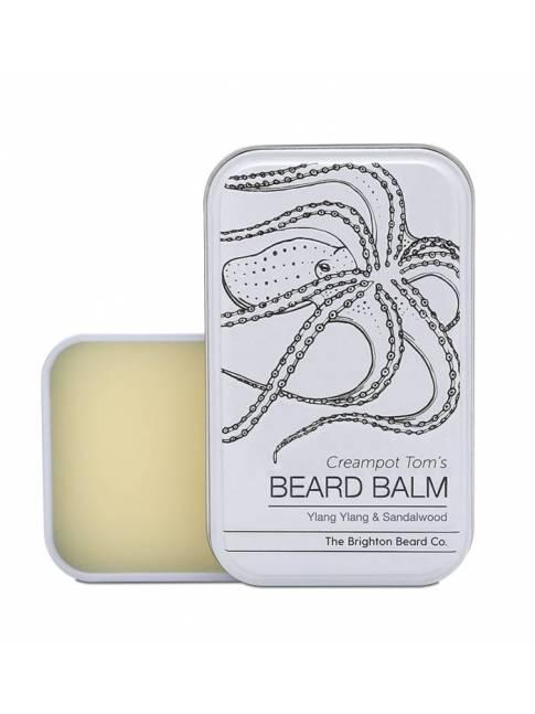 "Bálsamo para Barba Ylang Ylang & Sandalwood de ""The Brighton Beard Company"""