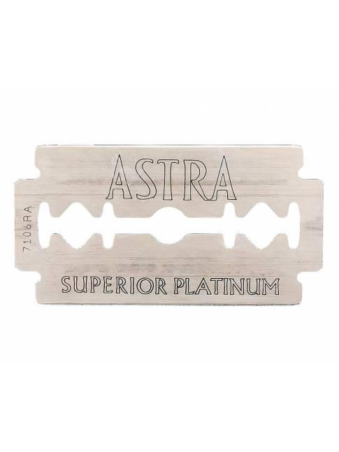 Cuchillas Astra Superior Platinum