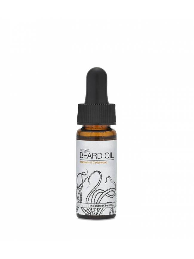 "Aceite para Barba ""Old Joll's Mandarin, Cedar Wood and Juniper Beard Oil"""