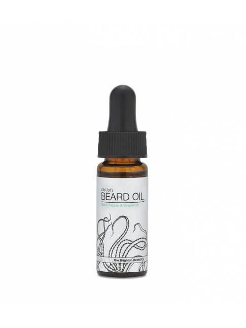"Aceite para Barba ""Old Joll's Black Pepper and Grapefruit Beard Oil"""