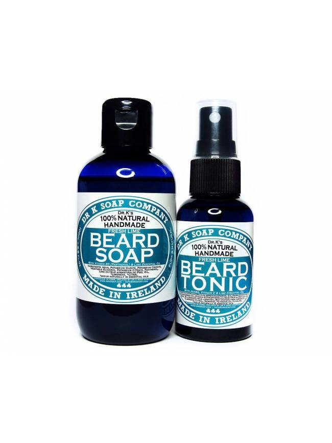"""Pack de Aceite y Jabón para Barba """"Dr. K."""""""