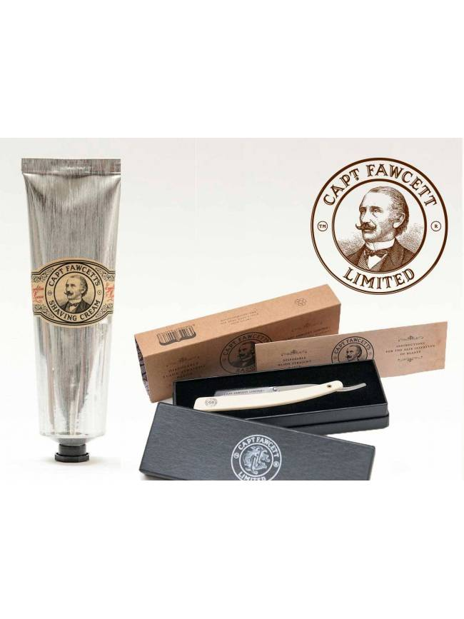 Kit de Afeitado Captain Fawcett