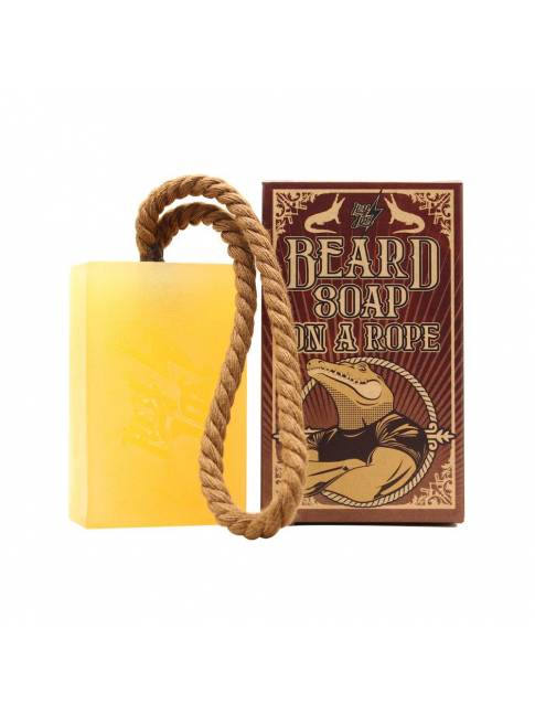 "Jabón para Barba ""Beard soap on a rope"" de Hey Joe!"
