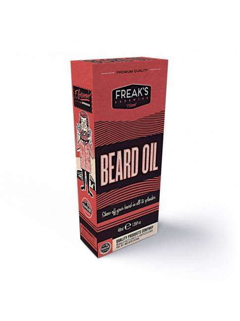 Aceite para Barba de Freak's Grooming (40ml)