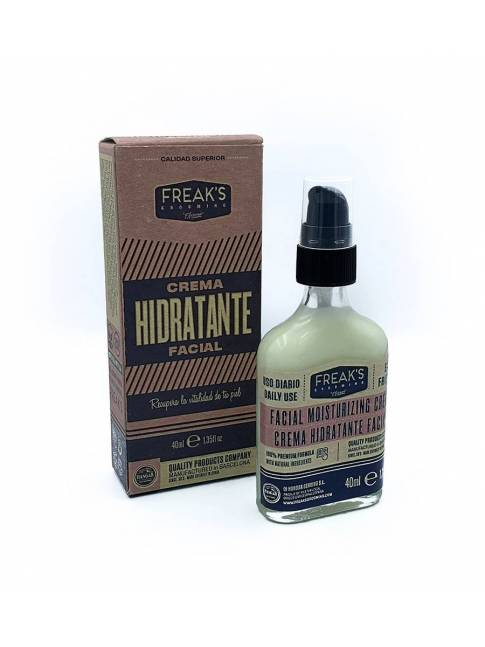Crema Hidratante Facial de Freak's Grooming (40ml)
