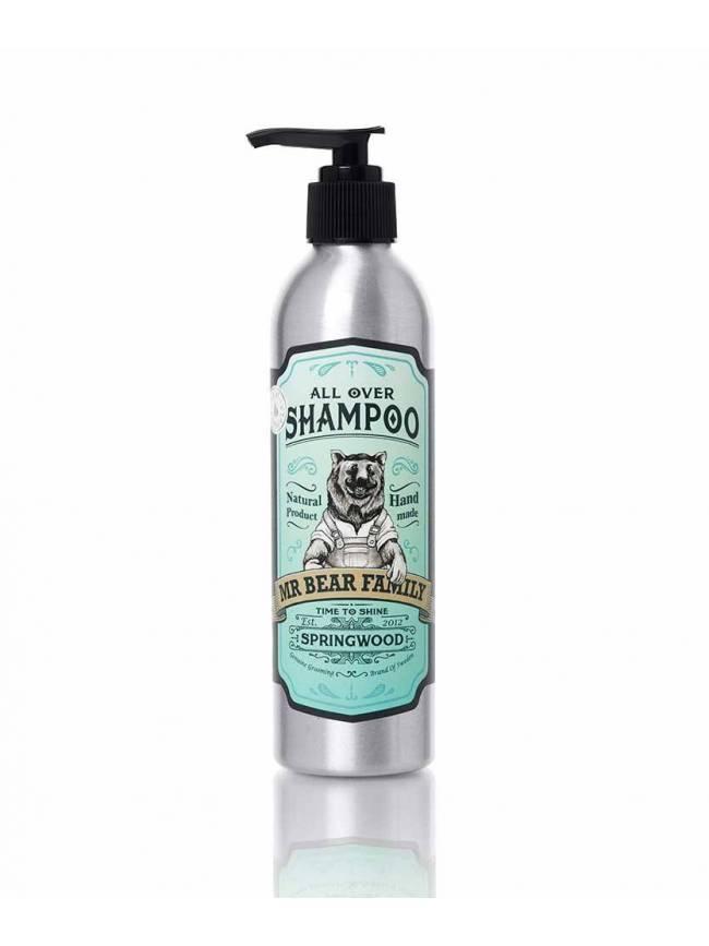"""Champú para cabello """"SpringWood"""" de Mr. Bear Family"""