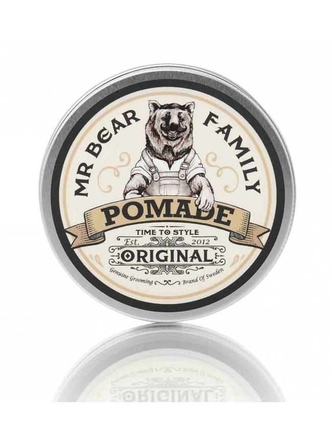 """Pomada para el cabello """"Original"""" de Mr. Bear Family"""