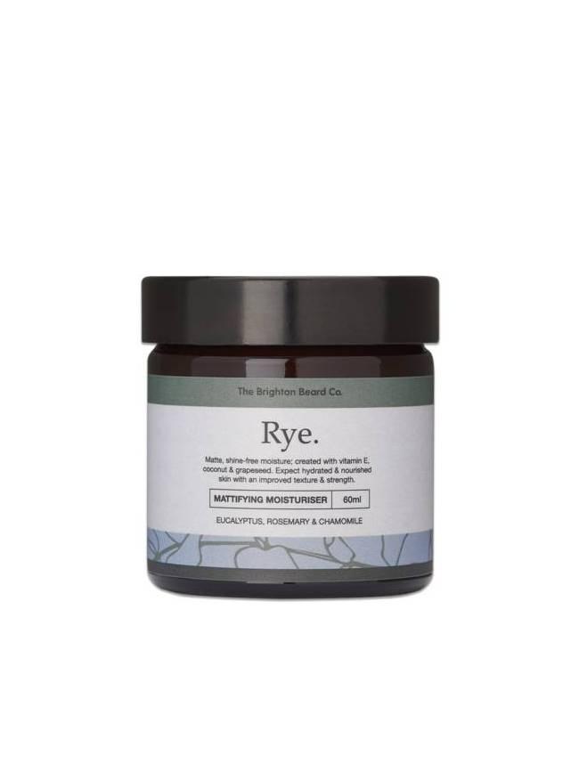 "Hidratante Matificante Eucalipto Rye ""The Brighton Beard Company"" (60ml)"