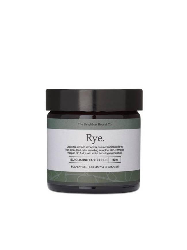 """Exfoliante Facial Eucalipto Rye """"The Brighton Beard Company"""" (60ml)"""