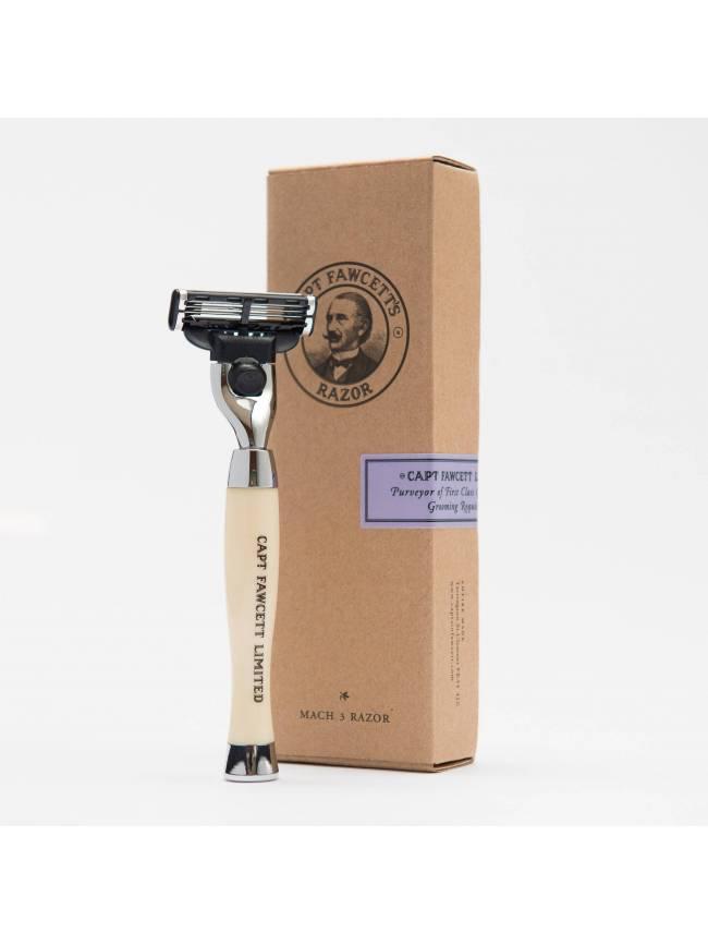 Maquinilla de Afeitar de Captain Fawcett - Gillette Mach 3