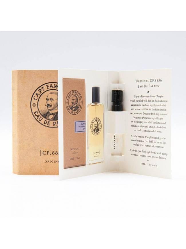 "Muestra de Perfume ""Original"" de Captain Fawcett [CF.8836] 2ml"