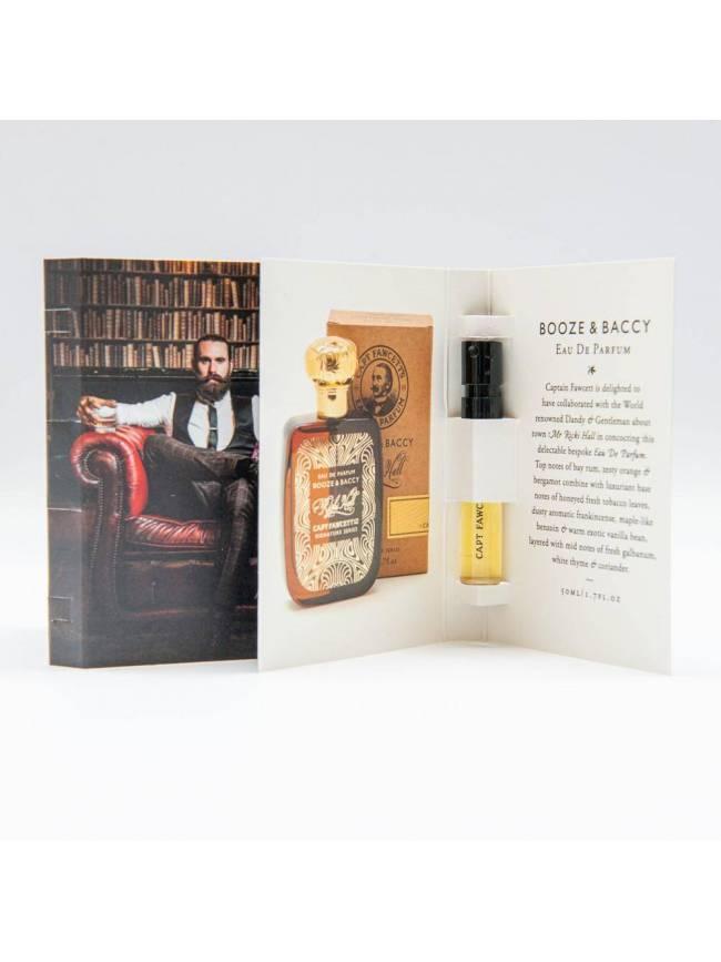 "Perfume ""Booze and Baccy"" de Captain Fawcett 50ml"