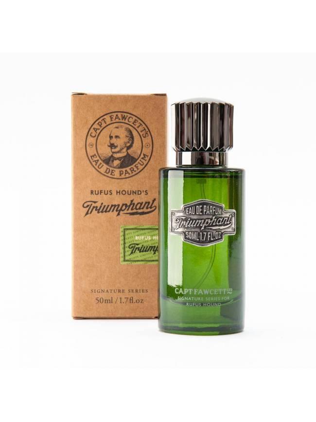 """Perfume """"Triunfant"""" de Captain Fawcett 50ml"""