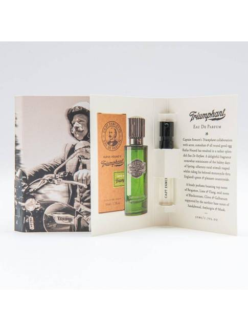 "Perfume ""Triunfant"" de Captain Fawcett 50ml"
