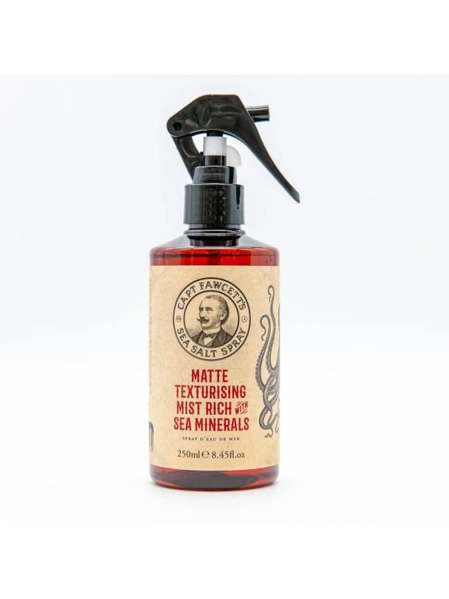 """Spray de Sal Marina """"Matte Texturising Mist Rich with Sea Minerals"""" de Captain Fawcett (250ml)"""
