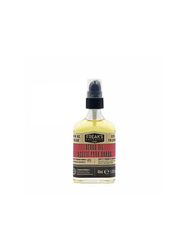 Aceite para Barba de Freak's Grooming (40ml)