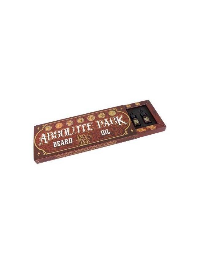 "Kit de Aceites para Barba Absolute Pack de ""Hey Joe"""