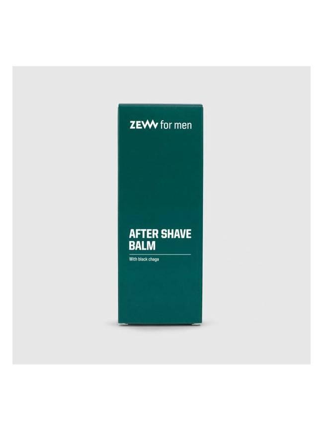 """Bálsamo After Shave Black Chaga de """"Zew"""" (80ml)"""
