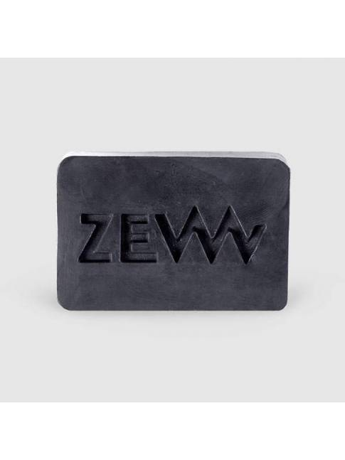 """Jabón Cara y Cuerpo con Carbón Vegetal de """"Zew"""" (85ml)"""